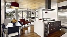 wohnzimmer küche esszimmer k 252 che mit esszimmer