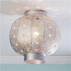 pierced moroccan metal globe ceiling light shades of light eclectic ceilin mediterranean