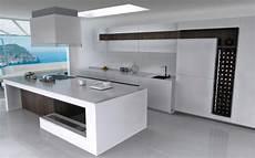 moderne küche mit kochinsel moderne k 252 che mit kochinsel und esszimmer nett on modern