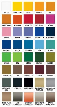 plutonium paint color chart cool names art design colour charts wheels theory