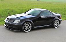 Lumma Mercedes Slk R170 Is A Blast From The Past