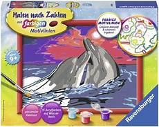 Malen Nach Zahlen Ausmalen Ravensburger Ravensburger Malen Nach Zahlen 187 Delfinromantik 171 Otto