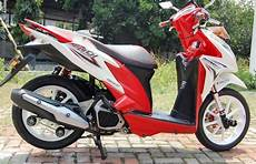 Vario 125 Modif Simple by Koleksi Foto Modifikasi Honda Vario Techno 125 Pemenang Kontes