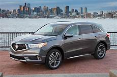 2018 acura mdx sport hybrid new car review autotrader