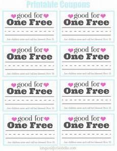 s day printable coupons 20520 blank kid coupon template chore list ideas coupon template printables coupons