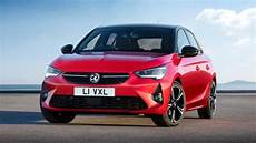 2020 vauxhall corsa revealed with conventional power