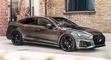 abt makes 2020 audi a5 sportback more rs ish carscoops