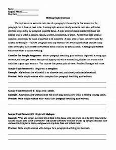 writing topic sentences worksheets 22237 writing topic sentences worksheet by lonnie jones tpt