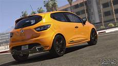 renault clio iv rs 2013 add on replace tuning