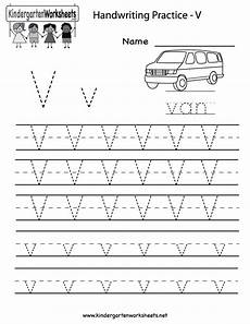 letter v free printable worksheets 23812 kindergarten letter v writing practice worksheet printable with images letter v worksheets