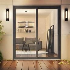 porte exterieur sur mesure porte patio pvc 550 portatec fabricant de portes sur