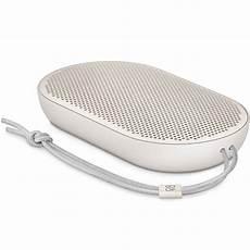olufsen beoplay p2 bluetooth speaker sand
