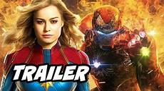 captain marvel trailer new endgame plot teaser