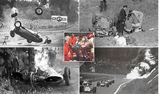 Horrifying Images Show The Dangers Of Formula One