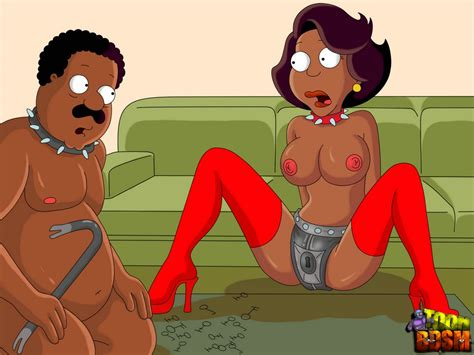 Cleveland Show Nude