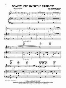 somewhere over the rainbow by mcphee k j w pepper sheet music