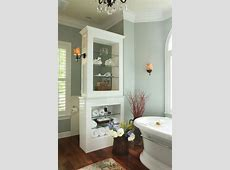 Bathroom Design Ideas: Half Wall   InteriorHolic.com