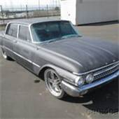 1964 Ford Fairlane 500 K Code 289 Sport Coupe 4 Speed MAKE