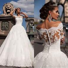 discount vintage lace wedding dresses 2017 off the