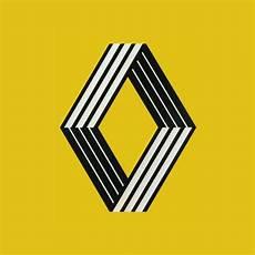 Renault 1972 Victor Vasarely Victor Vasarely Logos