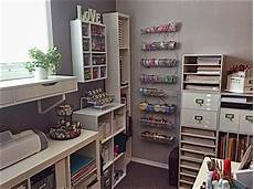 my buttons n bows new craft room reveal
