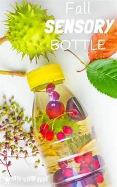 fall sensory bottles sensory bottles autumn activities