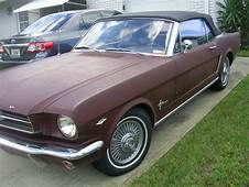 1964 1/2 MUSTANG CONVERTIBLE D CODE BARN FIND For Sale