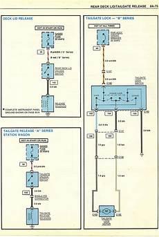g body wiring diagram g body trunk release wiring gbodyforum 78 88 general motors a g body community