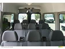 2011 Mercedes Benz Sprinter 2500 High Roof Passenger Van