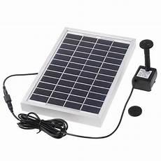 Solarpumpe Für Brunnen - solarpumpe kit mit freistehende schwimmende design