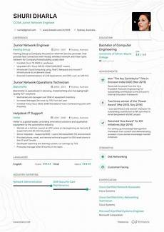 entry level network engineer resume exles skills templates more for 2020