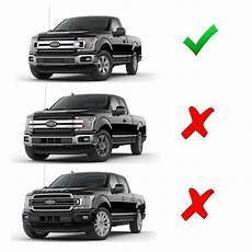 99 F150 Wiring Exterior Light by 2018 Up Ford F150 Xl Xlt Front Grille Led Light Bar Kit