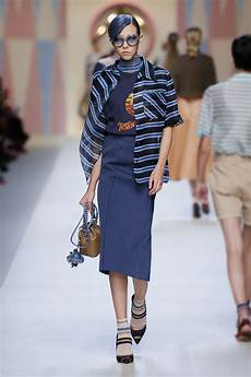 fendi spring summer 2018 women s collection the skinny beep