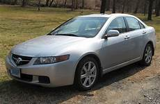 2004 acura tsx base sedan 2 4l manual