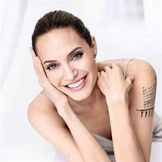 angelina jolie s 21 tattoos their meanings body art guru