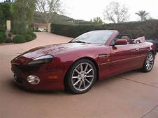 Purchase Used 2002 Aston Martin DB7  Vantage In