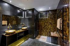 gold bathroom ideas 15 refined decorating ideas in glittering black and gold