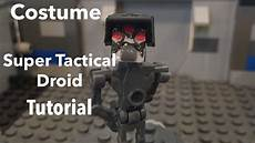 Lego Wars Malvorlagen Tutorial Lego Wars Custom Tactical Droid Tutorial