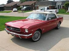 1967 Ford Mustang Nightmist Blue