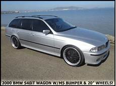 how to sell used cars 2000 bmw 5 series on board diagnostic system sell used custom 2000 bmw 540it e39 touring wagon m5 bumper 20 quot wheels navi sport pkg in san