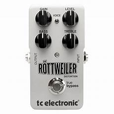 tc electronic rottweiler tc electronic rottweiler distortion guitar effects pedal musician s friend