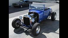 1929 Ford Rod Highboy Roadster