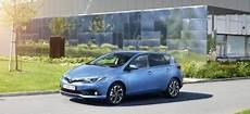 Toyota Auris Hybride Prix Consommation Fiche Technique