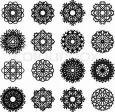 Indianische Muster Malvorlagen Text Gleichma 223 Arabeske Jahrgang Stock Vektor Colourbox