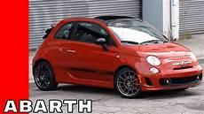 Fiat 500 Cabrio Abarth - 2017 fiat 500 abarth cabrio
