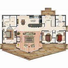Banff Ii Floor Plan 1428 Sq Ft 3 Bedroom 2 Bath