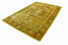 teppich gold vintage teppich gold in 290x190 1001 167181 bei