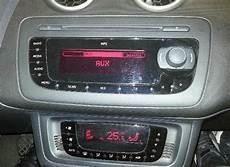 poste seat ibiza autoradio gps dvd usb seat bluetooth