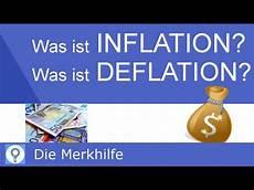 Was Ist - was ist inflation und was ist deflation einfach erkl 228 rt