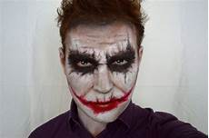 Schminken Männer - beliebte make up idee f 252 r m 228 nner joker aus batman